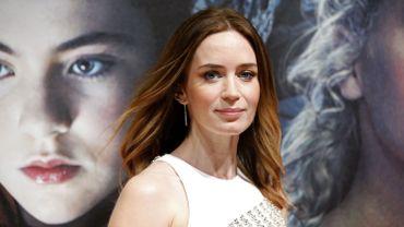 """Emily Blunt a décroché un rôle dans l'adaptation cinématographique de la pièce de théâtre """"Outside Mullingar"""" de John Patrick Shanley."""