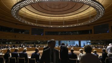 Conseil des affaires générales de l'UE à Luxembourg, le 15 octobre 2019.