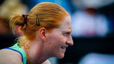 Premier succès en 2020 pour Alison Van Uytvanck, souveraine contre Mladenovic à Saint-Pétersbourg