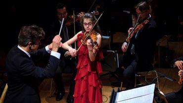 Pauline Van der Rest, virtuose du violon
