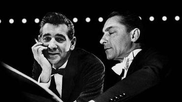 Karajan vs Bernstein, le combat des chefs