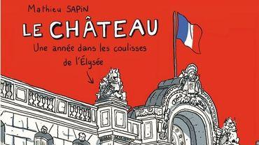 """""""Le château"""" de Mathieu Sapin"""