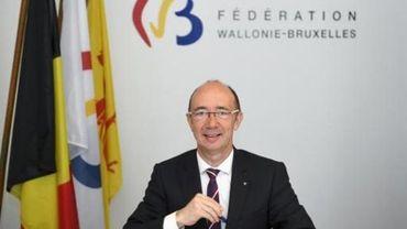 Le gouvernement de la Fédération Wallonie-Bruxelles adresse une mise en garde au fédéral