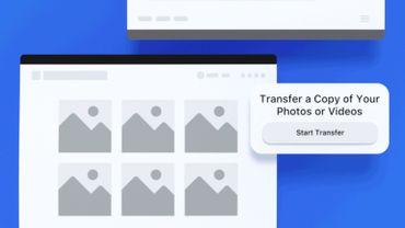 Facebook dévoile un outil pour exporter vos photos vers Google Photos