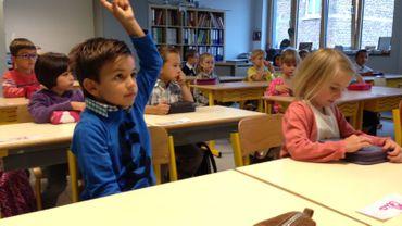 Les élèves d'Andoy ont pénétré dans les nouveaux locaux