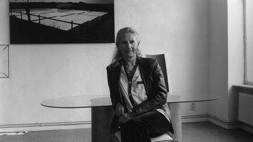 Cécile Massart au cœur d'un réacteur artistique