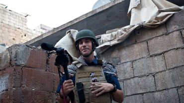James Foley, le journaliste américain exécuté par un bourreau de l'Etat islamique