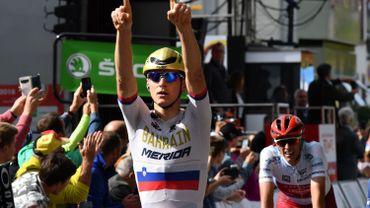 Matej Mohoric, vainqueur 2019