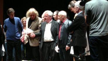 La 20ème édition du Prix des Lycéens a récompensé  l'auteur liégeois Bernard Gheur.
