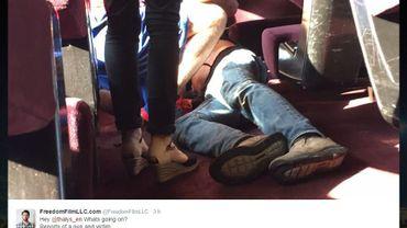 "Coups de feu à bord d'un Thalys: ""J'ai vu des gens sauter du train"""