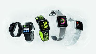 Les ventes d'Apple Watch en berne