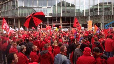 Un millier de personnes participenta ce rassemblement.