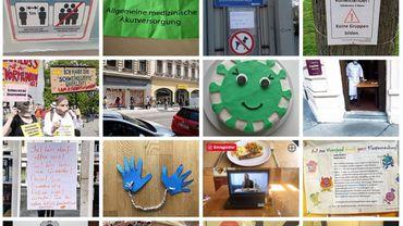 Les souvenirs du Covid19 rassemblés par le Musée de la ville de Vienne