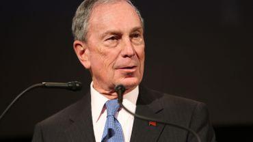 L'ex-maire de New York Michael Bloomberg candidat à la Maison Blanche?