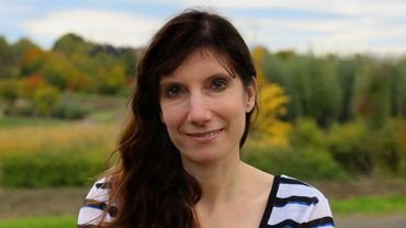 L'écrivaine Caroline Valentiny