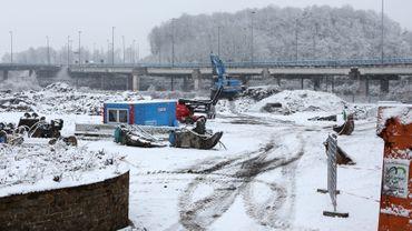 Le chantier du futur Decathlon de Charleroi a commencé