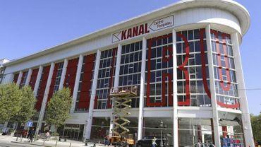 Musée Kanal: prévue en 2023, l'ouverture est postposée à 2024