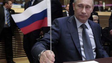 Vladimir Poutine va guider en deltaplane la migration de grues de Sibérie