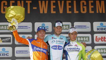 Le podium 2012 sera au départ de la 75e édition