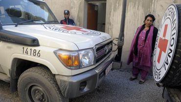 Les travailleurs humanitaires sont la cible d'enlèvements fréquents.