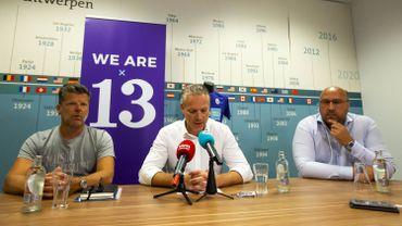 Le Beerschot met l'Union belge en demeure et demande à l'UEFA d'entreprendre des actions