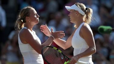 Wozniacki a validé son ticket pour les huitièmes de finale