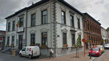 Maison communale d'Anderlues