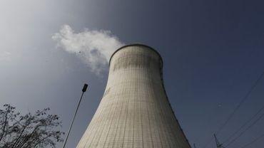 La micro fuite à la centrale nucléaire de Tihange n'inquiète ni la direction ni les syndicats (illustration).