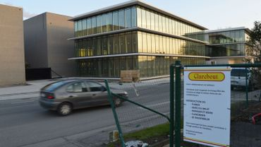 L'entreprise Clarebout Potatoes, à Warneton, a agrandi son parking sans le moindre permis.