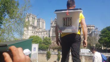 Des Pyrénées à Waterloo: Rai Lopez à Paris
