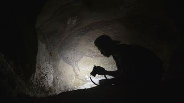 La plus ancienne peinture rupestre au monde découverte en Indonésie