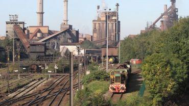 Grogne et inquiétude à la cokerie d'ArcelorMittal