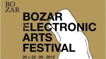 Bozar Electronic Arts Festival, jusqu'au 22 septembre