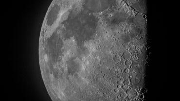 Violent bombardement de météorites sur la Lune il y a 800 millions d'années