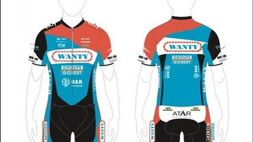 Cyclisme: La nouvelle tenue Wanty-Groupe Gobert