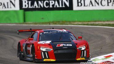 Moteurs: L'Audi R8 numéro 2