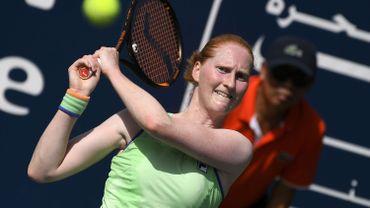 """Alison Van Uytvanck espère rebondir à l'US Open: """"Avec le Covid-19, je relativise"""""""