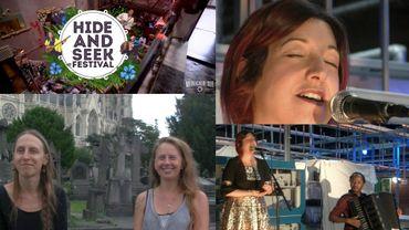 Reportage | Hide & Seek: des concerts dans des lieux insolites de Bruxelles