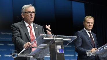 Sommet européen: Réunion à rallonge autour d'un débat houleux sur la migration