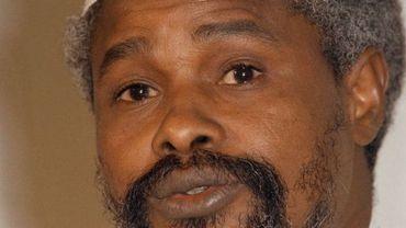Hissène Habré en 1987