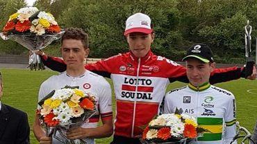Bjorg Lambrecht remporte Liège-Bastogne-Liège espoirs