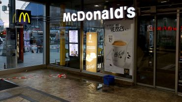 Les faits ont eu lieu dans le MacDonald's de la gare de Cologne