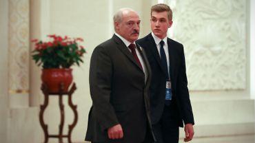 Les ministres des 27 s'accordent pour des sanctions contre la Biélorussie et son président Loukachenko