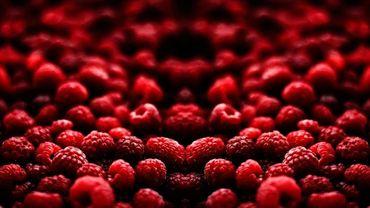 Nos petits fruits rouges de l'été en sangria!