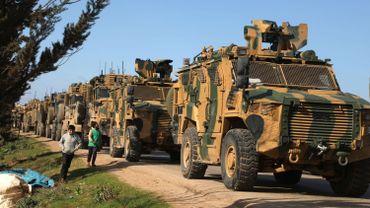 Belges en Syrie: Au moins 25 combattants belges se trouvent dans la région d'Idleb