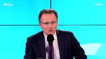 """Pierre Wolper, recteur de l'ULiège: """"Le décret paysage mérite entre 8 et 9 sur 20!"""""""