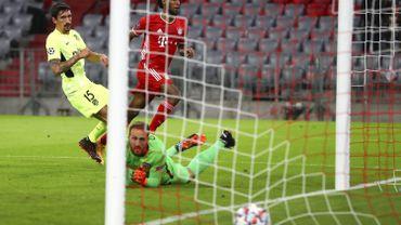 Carrasco et l'Atletico balayés au Bayern, Manchester City gagne à Porto sans De Bruyne