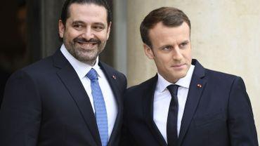 Saad Hariri, Premier ministre libanais démissionnaire, a annoncé son retour au pays