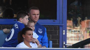 """Rooney """"n'a pas demandé à partir"""" assure le manager d'Everton"""