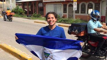 Nicaragua: Amaya Coppens a été libérée